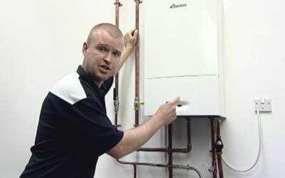 How to Repressurise a Boiler with an Internal Filling Key