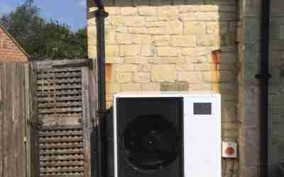 We fit heat pumps in East Devon!