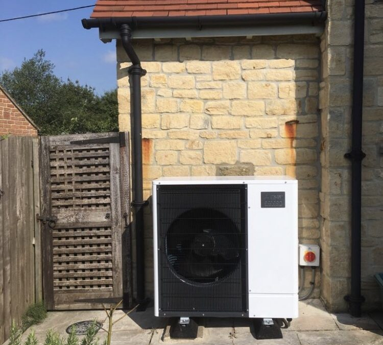 We fit heat pumps in East Devon!