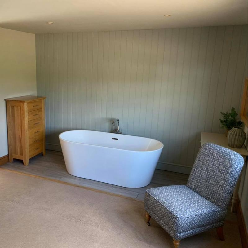 Synergi bathroom